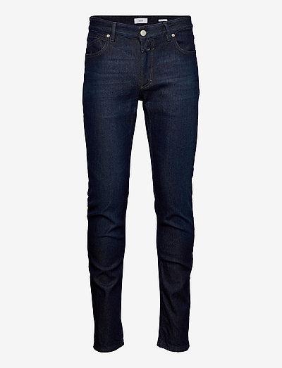 mens pant - slim jeans - dark blue