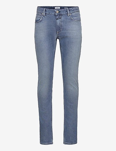 mens pant - slim jeans - light blue