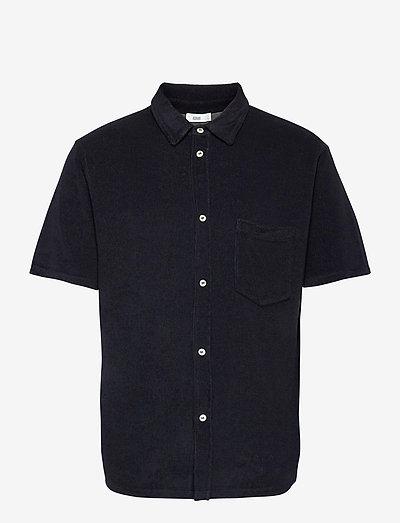 mens shirt - oxford-skjorter - dark night