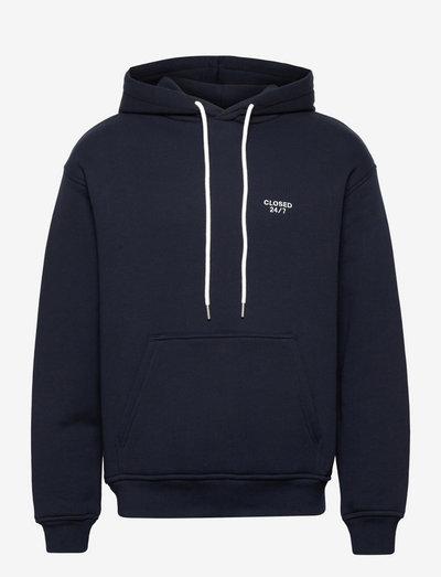 mens t & sweat-shirt - hoodies - dark night