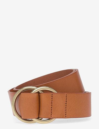 belt - accessoires - cinnamon