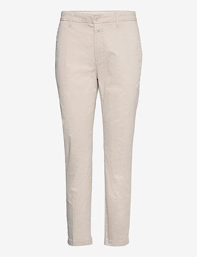jack - rette bukser - shiitake