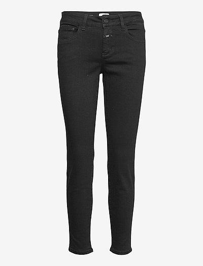 baker - skinny jeans - black