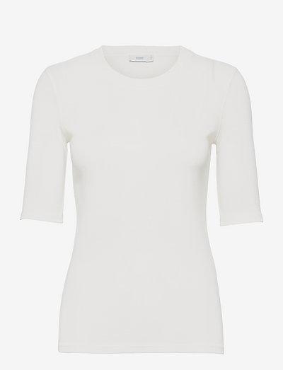 women´s top - t-shirts - ivory