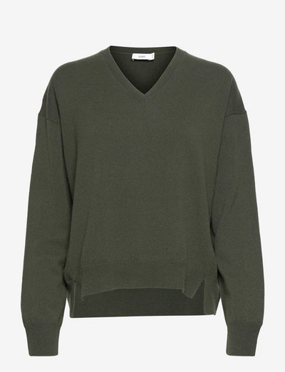 womens knits - tröjor - thyme