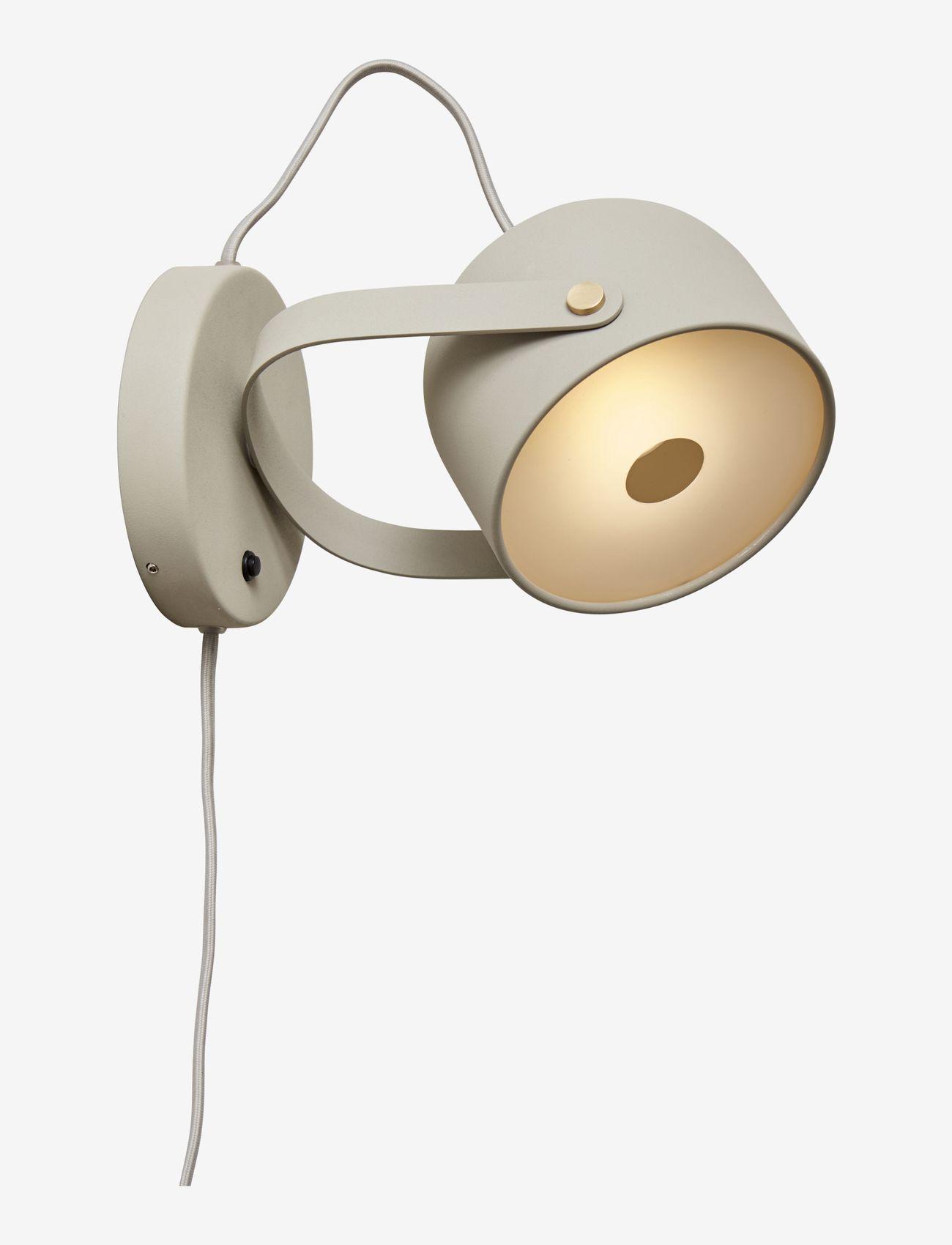 CO Bankeryd - SVEJK 13 WALL - væglamper - beige - 1