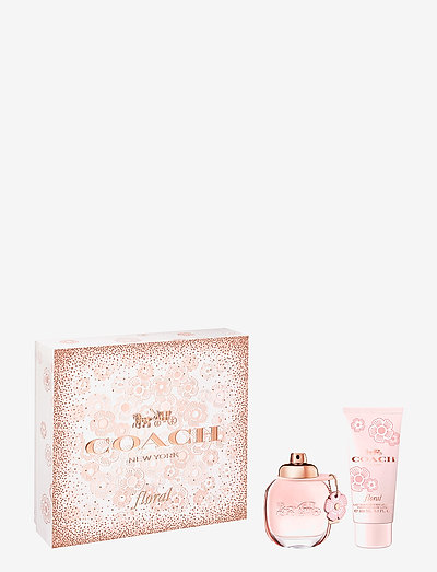 FLORAL EAU DE PARFUM EAU DE PARFUM 50 ML & BODY LOTION 100 M - parfumesæt - no color