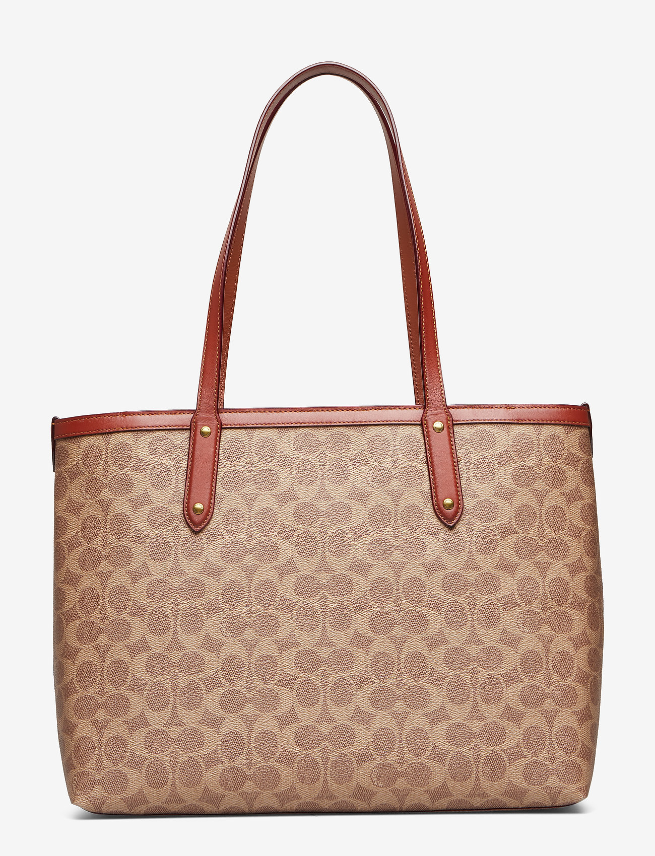 Coach - Womens Bags Totes - fashion shoppers - b4/tan rust