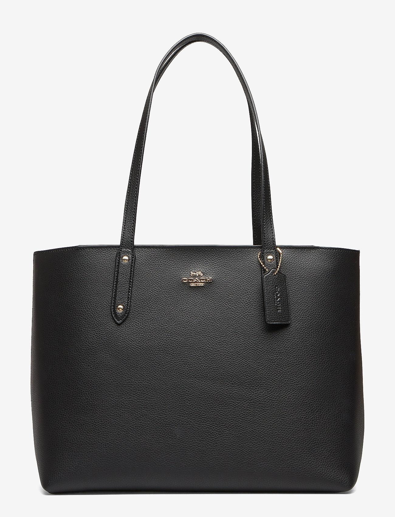 Coach - Womens Bags Totes - fashion shoppers - gd/black