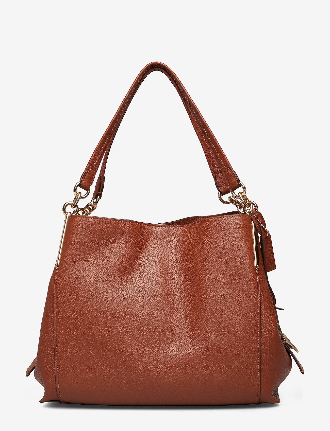Coach - Womens Bags Shoulder Bag - top handle - gd/1941 saddle