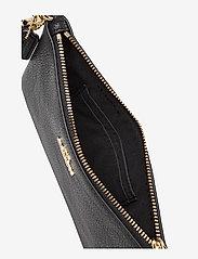 Coach - Polished Pebble Small Wristlet - clutches - li/black - 4