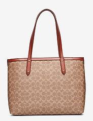 Coach - Womens Bags Totes - fashion shoppers - b4/tan rust - 0