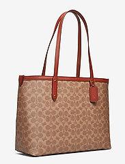 Coach - Womens Bags Totes - fashion shoppers - b4/tan rust - 2
