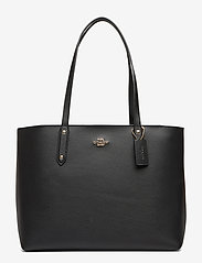 Coach - Womens Bags Totes - fashion shoppers - gd/black - 0