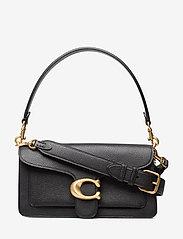 Coach - Polished Pebble Leather Tabby Shoulder Bag 26 - top handle - b4/black 2 - 0
