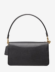 Coach - Polished Pebble Leather Tabby Shoulder Bag 26 - top handle - b4/black 2 - 2