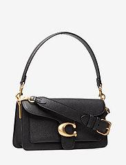 Coach - Polished Pebble Leather Tabby Shoulder Bag 26 - top handle - b4/black 2 - 3
