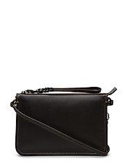 Glovetanned Leather Soho Crossbody - BP/BLACK