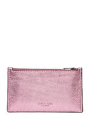 Coach - Zip Card Case In Glovetanned Leather