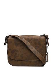 Saddle Bag 33 In Wild Beast Leather - JI/SURPLUS