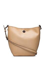 Glovetanned Leather Duffle Shoulder Bag - BP/BEECHWOOD