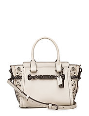 Willow Floral Detail Coach Swagger 21 - DK/CHALK