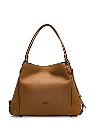 Coach - Mixed Leather Edie 31 Shoulder Bag