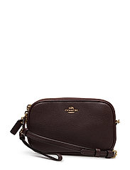 Crossbody Clutch - LI/OXBLOOD