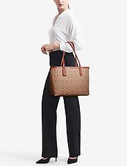 Coach - Womens Bags Totes - fashion shoppers - b4/tan rust - 1
