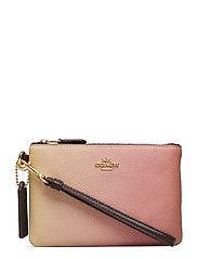 Gwp Ombre Zip Pouch Bags Clutches Rosa COACH