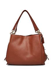 Womens Bags Shoulder Bag - GD/1941 SADDLE