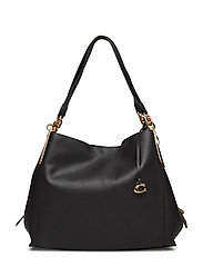 Womens Bags Shoulder Bag - GD/BLACK