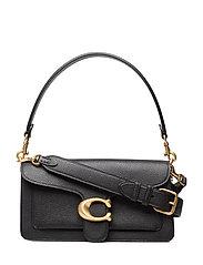 Polished Pebble Leather Tabby Shoulder Bag 26 - B4/BLACK 2