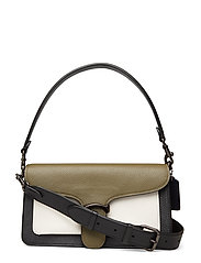 Colorblock Tabby Shoulder Bag 26 - V5/KELP MULTI