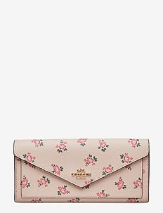 Floral Bloom Soft Wallet - lompakot - li/beechwood floral bloom pvc