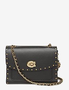 Womens Bags Shoulder Bag - B4/BLACK