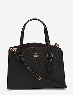 Womens Bags Carryall - LI/BLACK