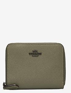 SMALL ZIP AROUND Small Zip Around Womens Wallets - plånböcker - v5quf