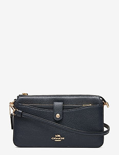 Coach SIGNATURE TABBY SHOULDER BAG Håndveske midnight