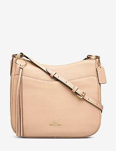 Womens Bags Crossbody - GD/BEECHWOOD