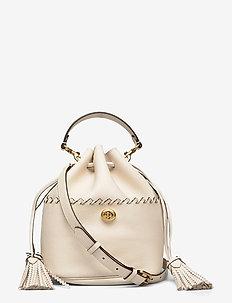 LORA BUCKET BAG - bucket bags - white