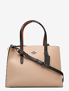 Colorblock Charlie Carryall - top handle - v5tap