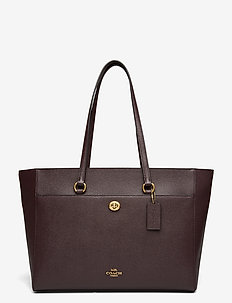 Folio tote - shoppers - red