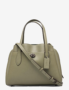LORA CARRYALL 30 Leather Womens Bags - top handle - v5quf