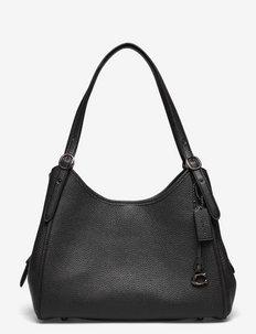 LORI SHOULDER BAG - bags - black