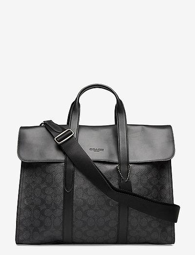METROPOLITAN PORTFOLIO Non Leather Mens Bags - laptop-väskor - qbchr