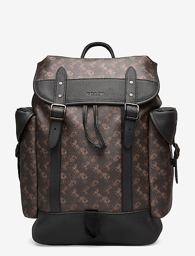 HITCH BACKPACK Non Leather Mens Bags - väskor - jia7u