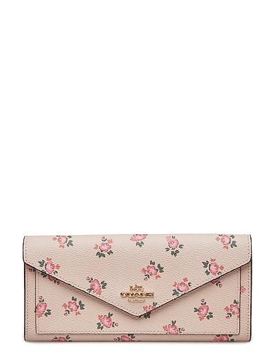 Floral Bloom Soft Wallet - LI/BEECHWOOD FLORAL BLOOM PVC
