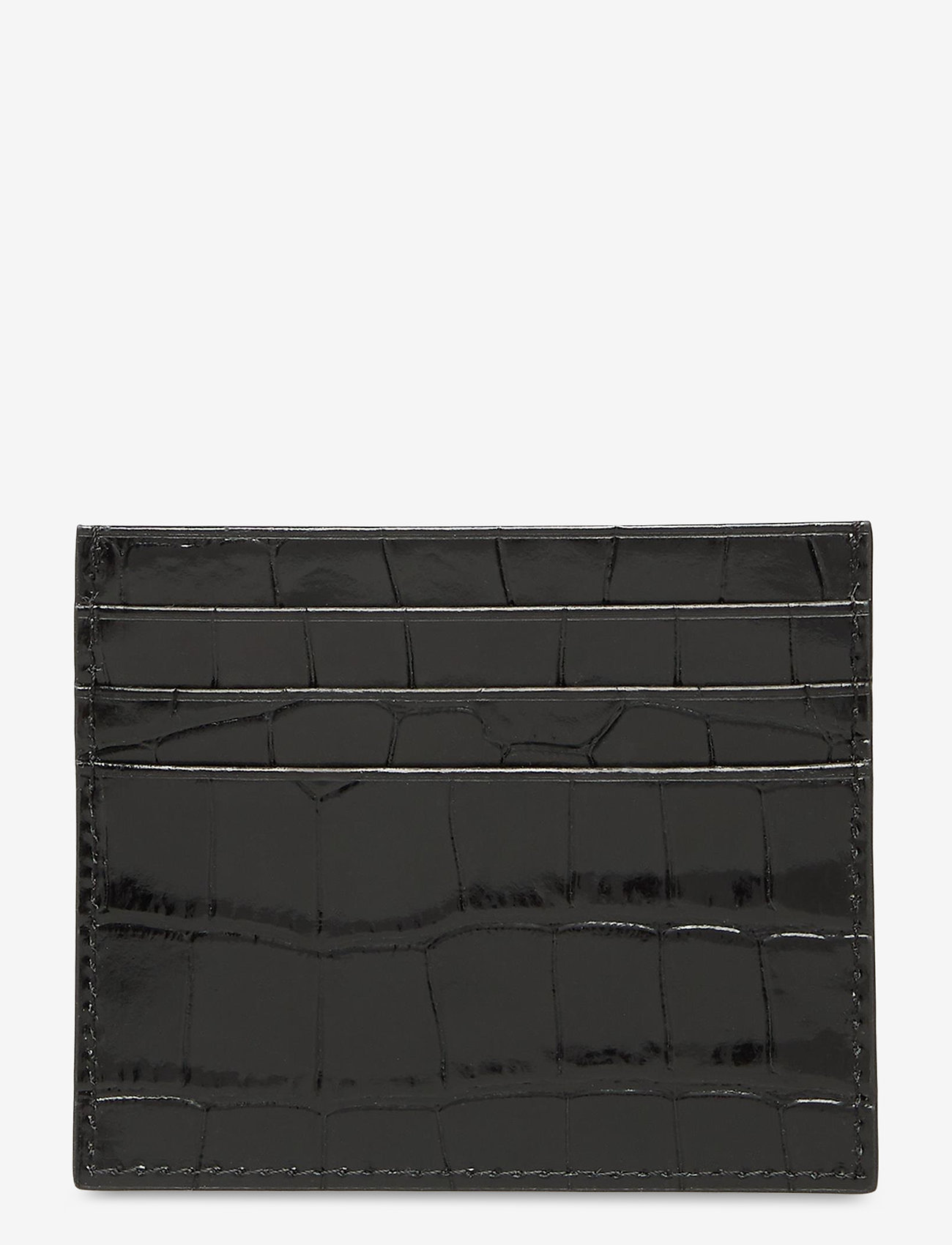 Metallic Croco Shiny Soft (Noir) (42.25 €) - Coccinelle 7YF3s