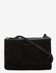 MINI BAG - axelremsväskor - noir/noir